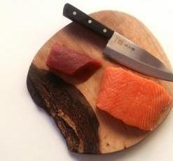 Noże do ryb