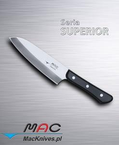 Nóż kuchenny tasak, idealny do ciężkich prac kuchennych. Ostrze 165 mm.