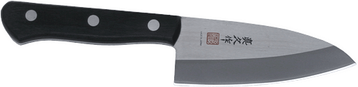 CL-40, Japanese Deba Cleaver Knife - japoński tasak Deba, ostrze105mm