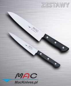 Zestaw noży kuchennych z serii Chef 2 szt. HB-70 HB-55