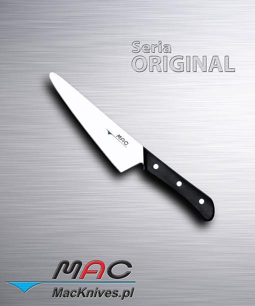 Tasak kuchenny nóż do krojenia oraz siekania warzyw i owoców. Ostrze 170 mm