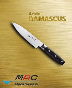 Chef Knife – nóż szefa kuchni. Ostrze 150 mm Krótki nóż szefa kuchni do wszechstronnego wykorzystania.