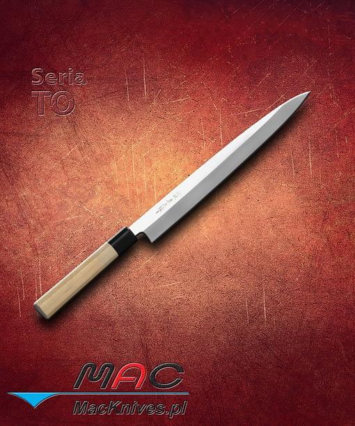 Sashimi Knife – nóż do sashimi. Ostrze 300 mm.
