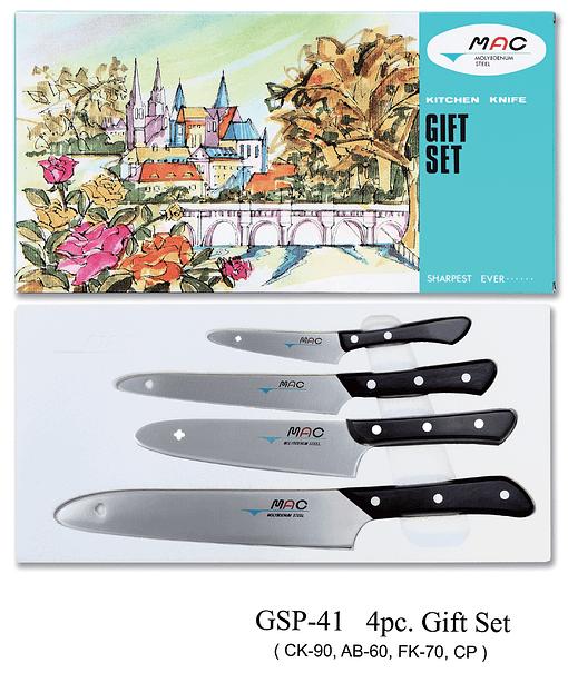 Zestaw noży z serii Original 4 szt. CP FK-70 AB-60