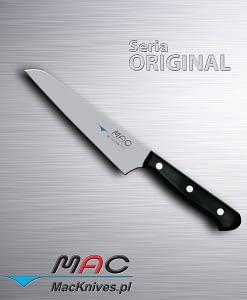 Kuchenny nóż do trybowania. Spiczasty nóż do wykrawania kości, idealny do uzyskania całego mięsa z kurczaka. Ostrze 150 mm
