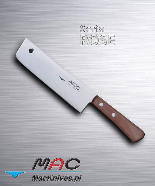 Nóż do warzyw. Ostrze 165 mm.