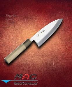 Nóż Kuchenny Deba. Solidny nóż do ryb i drobiu. Ostrze 150 mm.