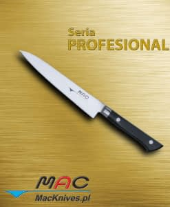 Paring Knife – nóż do obierania. Ostrze 155 mm Spiczasty ostry nóż do zdzierania i obierania. Bardzo wygodny w użyciu.