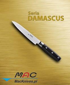 Paring Knife – nóż do obierania. Ostrze 135 mm Długi nóż do obierania.