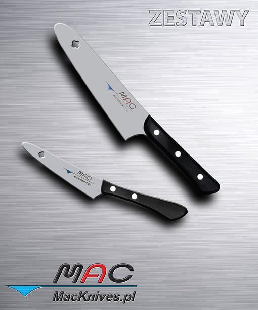 Zestaw noży z serii Original 2szt. AB-60 CP