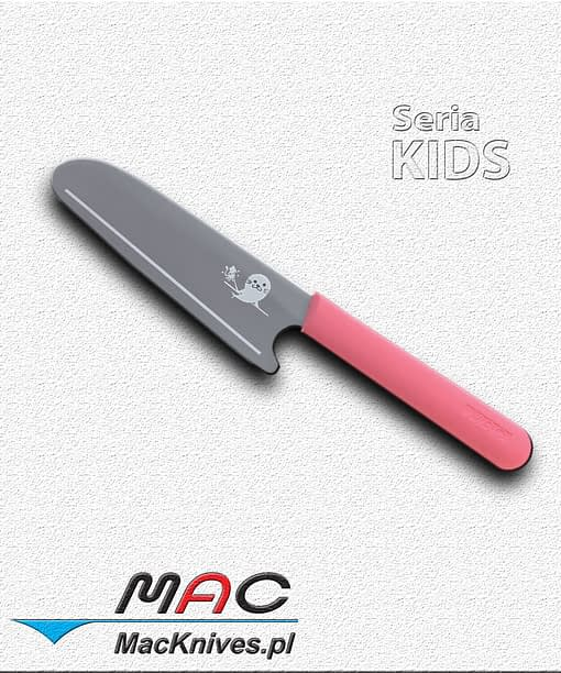 Bezpieczny i lekki nóż dla dzieci. Ostrze 125 mm