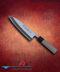 Deba Knife – nóż Deba. Tasak Deba do ryb i drobiu. Ostrze 210 mm