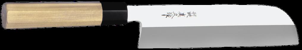 TO-KM-210, Kamagata Usuba Knife – nóż Kamagata Usuba, ostrze 210mm Nóż do warzyw o zaokrąglonym końcu.