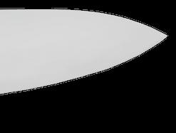 TO-GYU-300, Gyutou Knife – nóż Gyutou, ostrze 300mm Japoński nóż szefa kuchni o cienkim ostrzu przeznaczony do krojenia. Zaskakująco lekki i bardzo ostry. Posiada zaostrzoną z obu stron krawędź MAC.