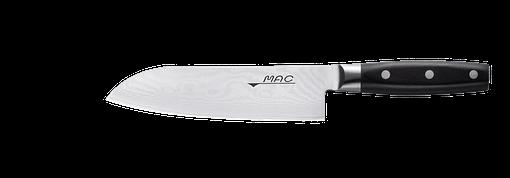 DA-SK-180, Santoku Knife - noż Santoku, ostrze 180mm