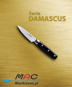 Paring Knife – nóż do obierania. Ostrze 90 mm Krótki nóż do obierania.